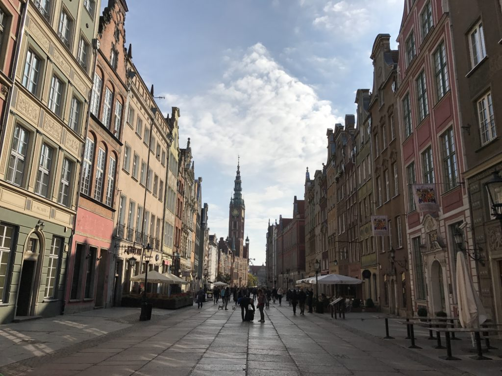 Улица Длуга, Гданськ