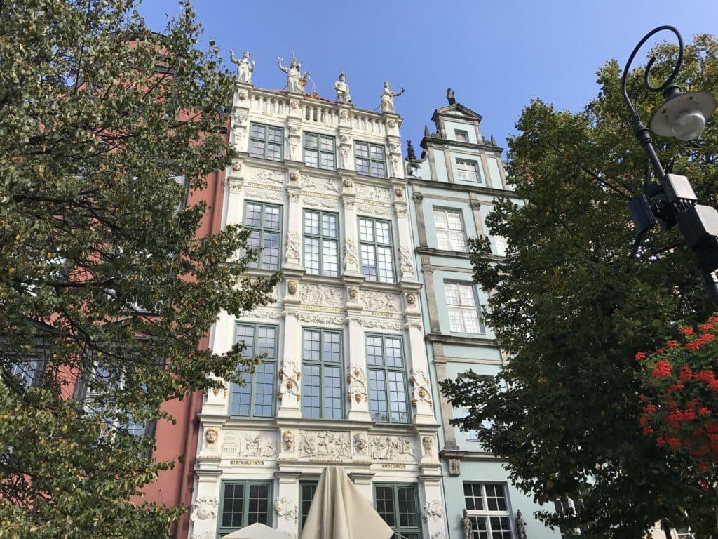 Золотой Дом, Гданьск