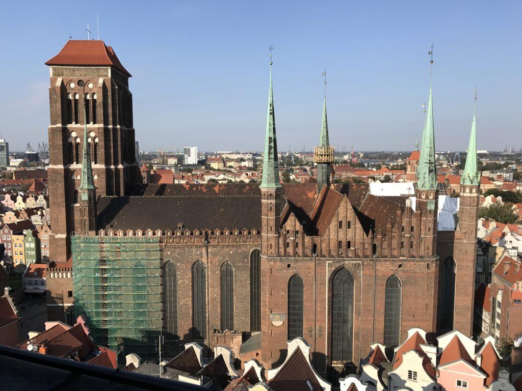 Церковь Девы Марии, Гданьск