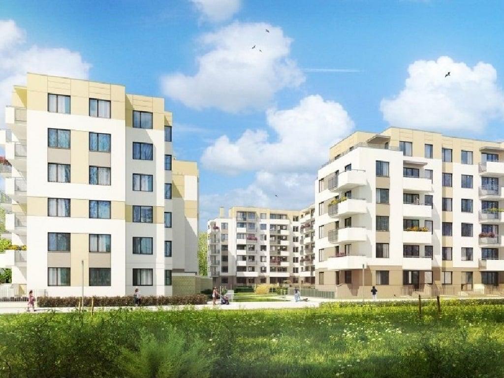 Новый жилой комплекс